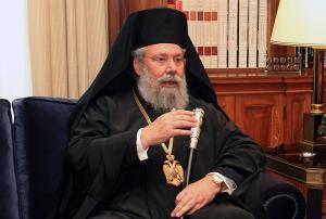 Οργή στην Κύπρο για τον Άιντε – Να σταματήσουν οι διαπραγματεύσεις ζητά ο Αρχιεπίσκοπος