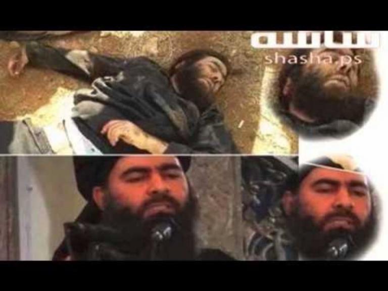 Ζωντανός ο Αλ Μπαγκντάντι λέει κούρδος αξιωματούχος