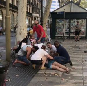 Επίθεση στη Βαρκελώνη: Οικογένεια Ελλήνων ανάμεσα στους τραυματίες