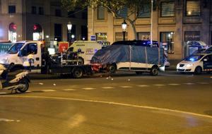 Βαρκελώνη: Άφαντος ο οδηγός του βαν που σκότωσε 13 αθώους!