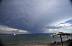 Καιρός – Έκτακτο δελτίο επιδείνωσης – Βροχές, καταιγίδες, ακόμη και χαλαζοπτώσεις
