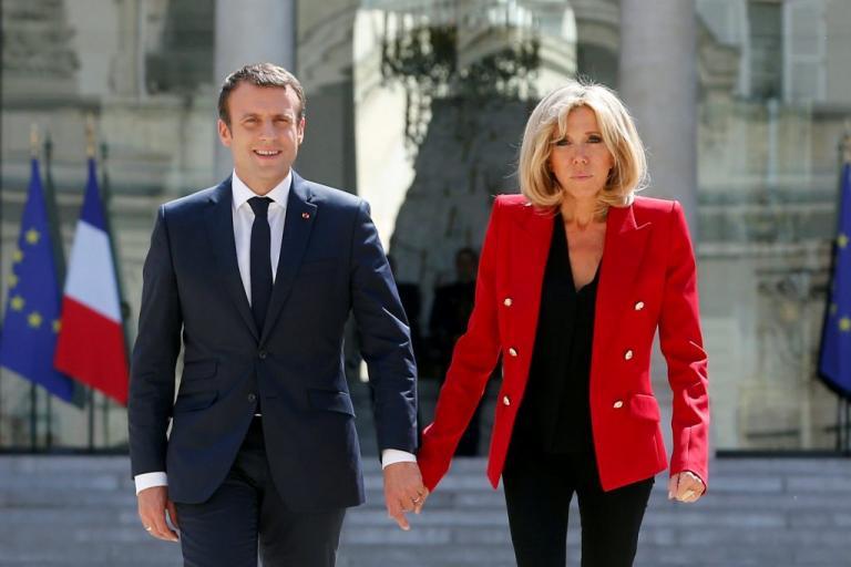 Η «πρώτη» της Μπριζίτ και το μεγάλο λάθος του Μακρόν | Newsit.gr