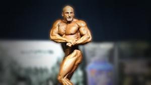 Αγρίνιο: Θρήνος στην κηδεία του 48χρονου bodybuilder [pics]