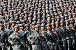 Κίνα: Παρουσίασε συσκευές ηλεκτρονικού πολέμου τελευταίας τεχνολογίας!