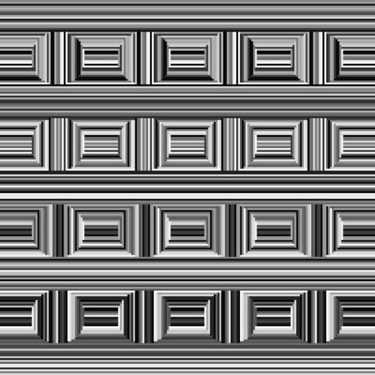 Οφθαλμαπάτη «γκρεμίζει» το ίντερνετ! Βλέπετε τους 16 κύκλους; | Newsit.gr