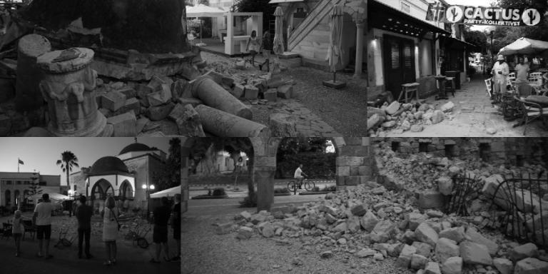 Σεισμός στην Κω: Τρόμος, συντρίμμια, μετασεισμοί και οσμή θανάτου – Τα φονικά ρίχτερ «σημάδεψαν» τα πάντα | Newsit.gr