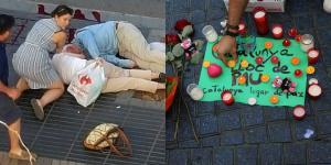 Επίθεση στη Βαρκελώνη LIVE – 14 οι νεκροί από το διπλό τρομοκρατικό χτύπημα – Κρίσιμες ώρες για την Ελληνίδα τραυματία
