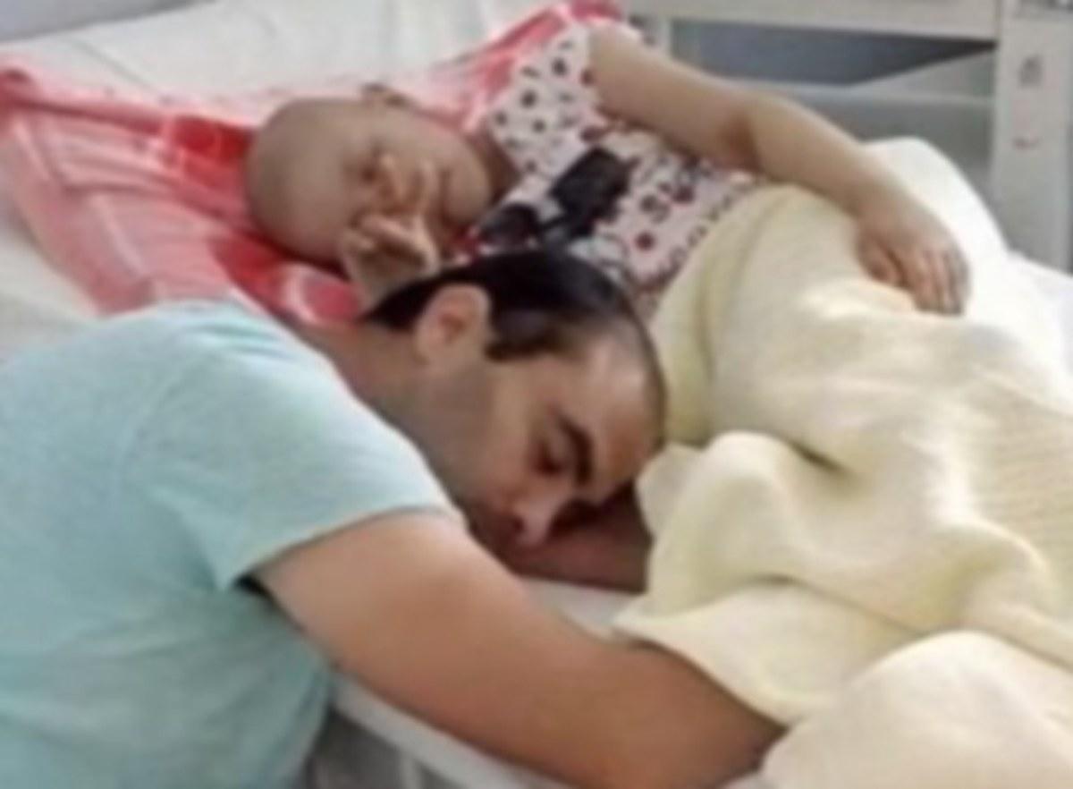 Κρήτη: Συγκλονίζουν οι γονείς της μικρής Ευαγγελίας – Πούλησαν τα πάντα για να σώσουν το αγγελούδι τους [pic, vid] | Newsit.gr