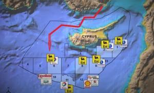 Τσαμπουκάδες των Τούρκων στην Κύπρο! Τουρκική φρεγάτα πλησίασε το γεωτρύπανο! Προειδοποίηση από το κυπριακό Λιμενικό