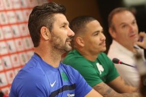 Αθλέτικ Μπιλμπάο – Παναθηναϊκός, Ουζουνίδης: «Θα ξεκινήσει ο Τσάβες»