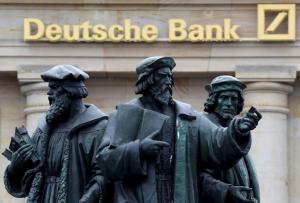 «Ξέπεσε» η Deutche Bank – Εκτός λίστας με τις κορυφαίες 15 τράπεζες