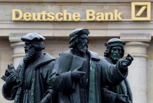 Reuters: Η ΕΚΤ θέλει να ελέγξει την Deutsche Bank
