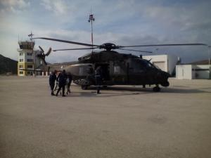 Δεκάδες πτήσεις σωτηρίας εκτέλεσε η Αεροπορία Στρατού μέσα στον Ιούλιο