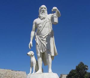 Τούρκοι θέλουν να ξηλώσουν το άγαλμα του Διογένη!