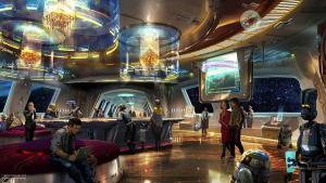 Αυτό είναι το ξενοδοχείο Star Wars κι έχει θέα στο διάστημα