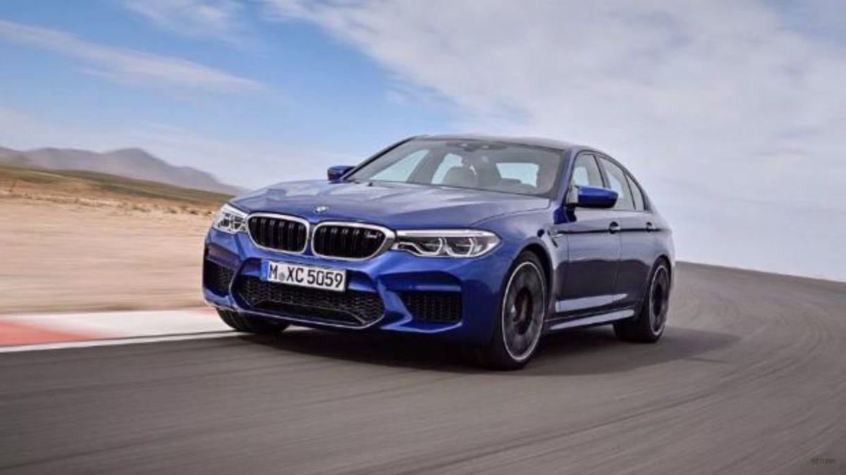 Πρόωρα αποκαλυπτήρια για τη νέα BMW M5 [vid] | Newsit.gr