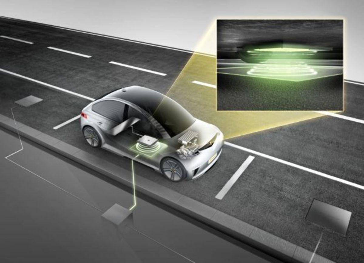 Σύστημα ασύρματης φόρτισης EV από την Continental   Newsit.gr