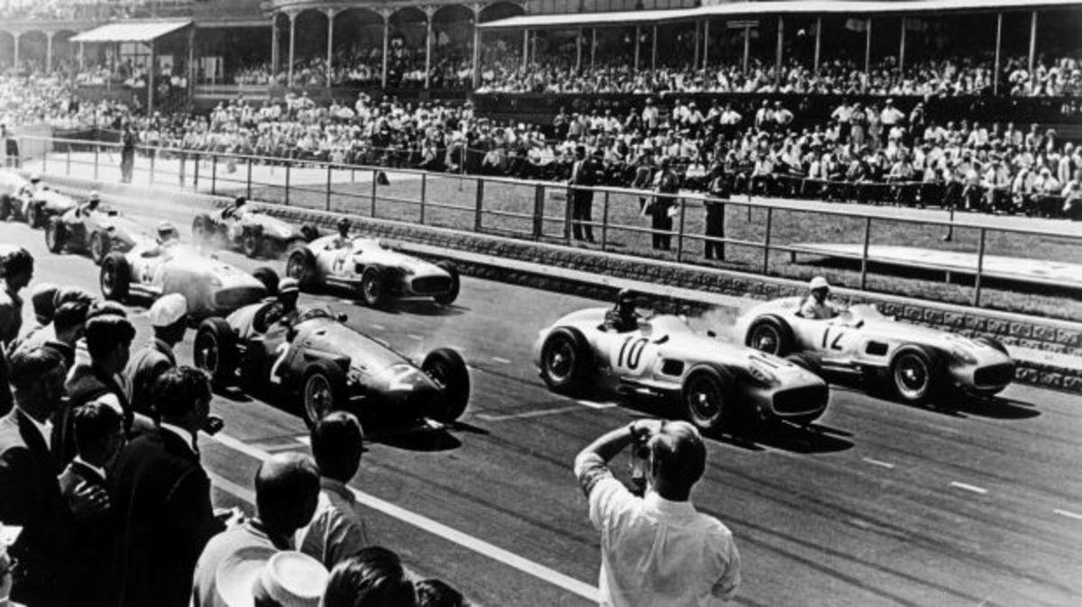 Δείτε πόσο διαφορετική και παράξενη ήταν η Formula 1 των '50s [vid]   Newsit.gr