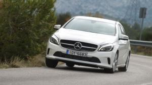 Νέα πακέτα εξοπλισμού και μειωμένες τιμές για τη Mercedes-Benz A 160 d