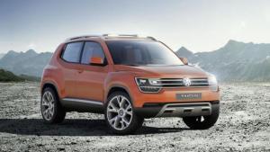 To VW Taigun γίνεται T-Track και μπαίνει στην παραγωγή