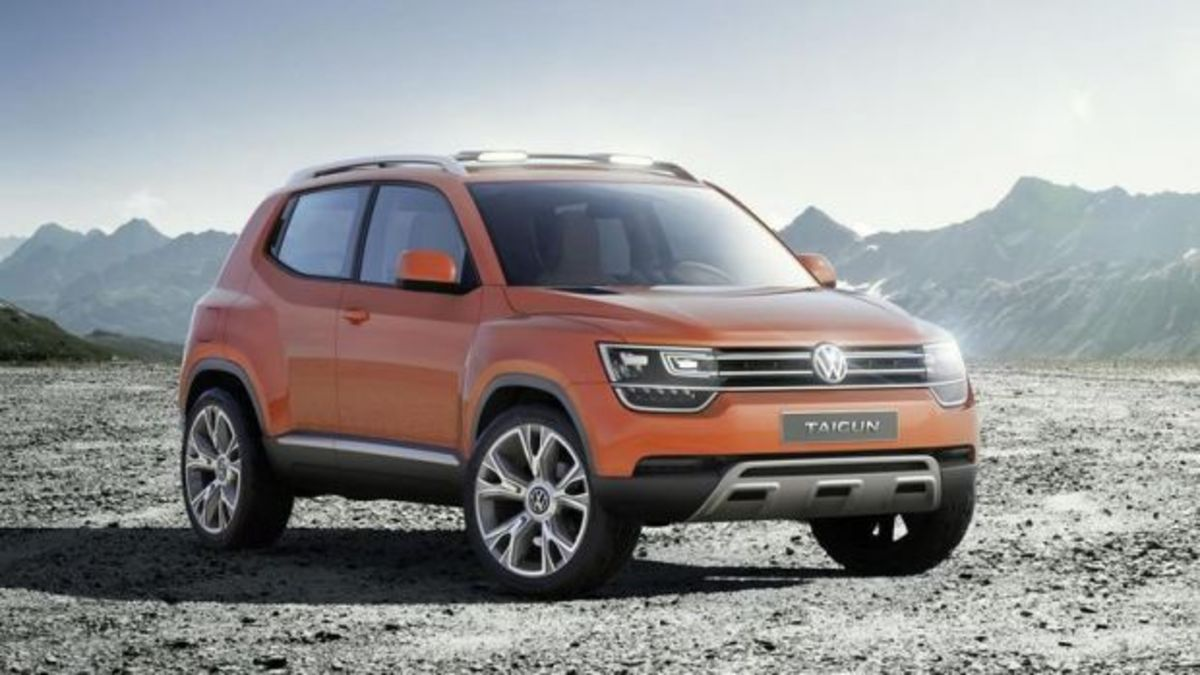 To VW Taigun γίνεται T-Track και μπαίνει στην παραγωγή | Newsit.gr