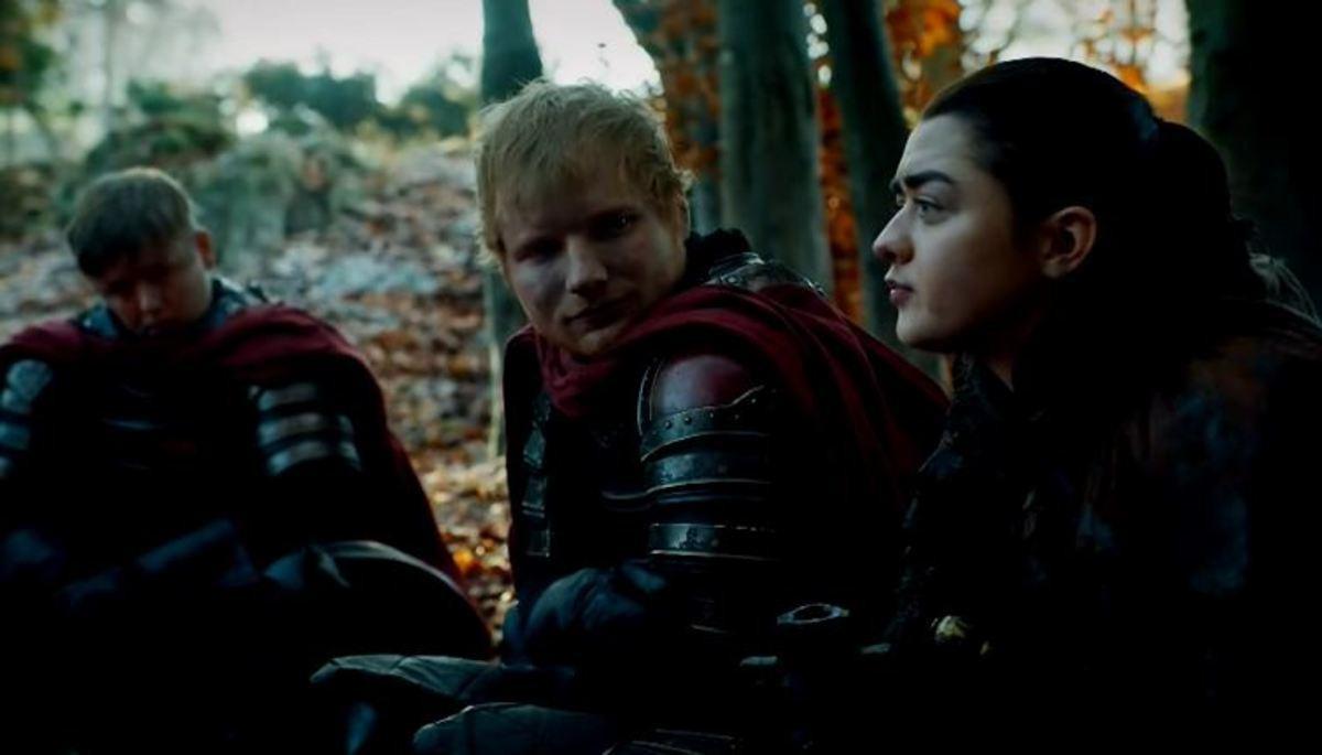 Η εμφάνιση του Ed Sheeran στον 7ο κύκλο του Game of Thrones ήταν εντυπωσιακή   Newsit.gr