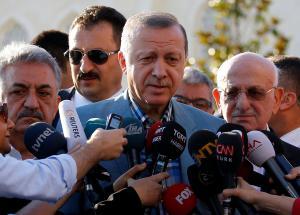 Bild: Πόσο άρρωστος είναι ο Ερντογάν;