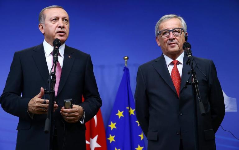 Γιούνκερ: Η Τουρκία πρέπει να σεβαστεί τα ανθρώπινα δικαιώματα αν θέλει να μπει στην Ε.Ε | Newsit.gr