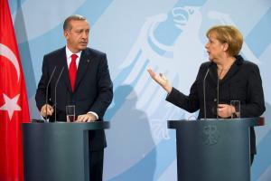 Ερντογάν: Η κριτική από την Ε.Ε είναι για εσωτερική τους κατανάλωση