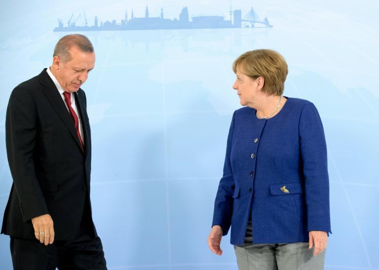 Φουντώνει» η κόντρα  Βερολίνου – Άγκυρας – Κλήθηκε για εξηγήσεις ο Τούρκος πρέσβης