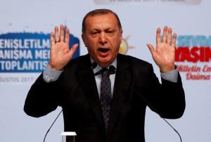 Ο Ταγίπ Ερντογάν είναι δικτάτορας