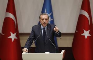 «Επίθεση» Ερντογάν κατά ΗΠΑ:  Είστε μεγάλο έθνος, αλλά όχι δίκαιο