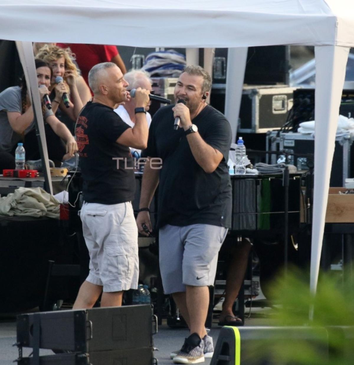 Μύκονος: «Φωτιά» στο Twitter για την συναυλία Ρέμου – Ραμαζότι! | Newsit.gr