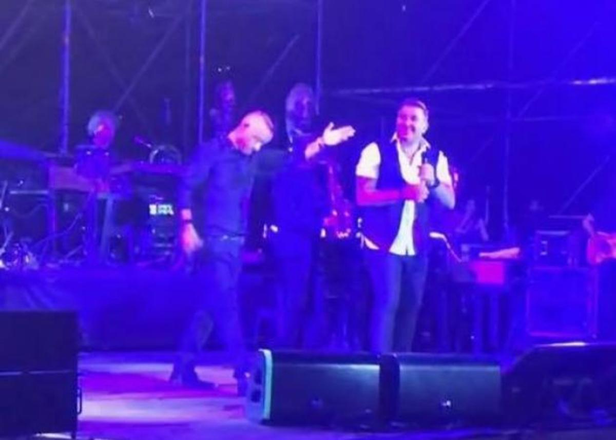 Αντώνης Ρέμος – Eros Ramazzotti: Όλα όσα έγιναν στη «χρυσή» συναυλία τους στη Μύκονο! | Newsit.gr