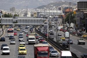 Κυκλοφοριακές ρυθμίσεις στην εθνική οδό Αθηνών – Λαμίας στον Ωρωπό