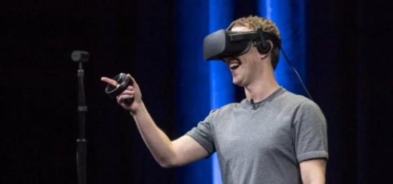 Το Facebook κυκλοφορεί το δικό του VR Headset μέσα στο 2018 | Newsit.gr