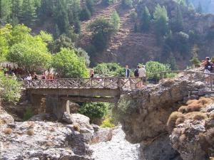 Κρήτη: Οι τουρίστες… ψηφίζουν Φαράγγι της Σαμαριάς! Αυξήθηκε η επισκεψιμότητα
