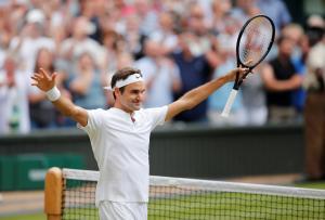 Wimbledon: Στον τελικό ο Φέντερερ! Έτοιμος να γράψει ιστορία
