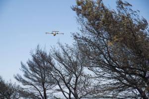 Πρέβεζα: Σε εξέλιξη η φωτιά στον δήμο της Πάργας