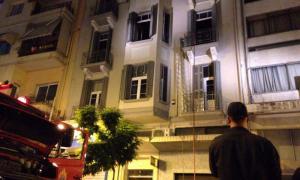 Φωτιά στο κέντρο της Θεσσαλονίκης [pics]