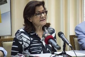 """Θεανώ Φωτίου: Τα κέντρα κοινότητας """"φτιάχνουν"""" το νέο κράτος κοινωνικής αλληλεγγύης"""