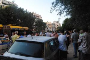 Πένθος στο Γαλάτσι: 23χρονος ντελιβεράς ξεψύχησε στην άσφαλτο ενώ δούλευε [pics]