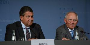 """Ο Γκάμπριελ """"δίνει"""" τον Σόιμπλε: Ήθελε την Ελλάδα εκτός ευρώ"""