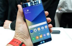 """Η Samsung ετοιμάζεται να κυκλοφορήσει το """"ασφαλές"""" Note 7"""