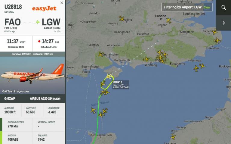 Συναγερμός για πτήση της Air Canada στο Γκάτγουικ | Newsit.gr