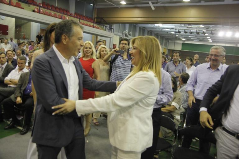 Γεννηματά: Ανοιχτό κάλεσμα συστράτευσης στον Σταύρο Θεοδωράκη | Newsit.gr