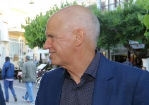 Γιώργος Παπανδρέου: Ρομαντικό δείπνο στη Σκιάθο [pics]