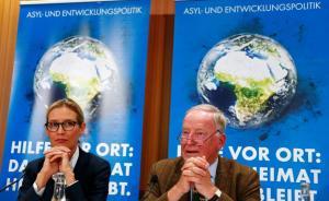 Γερμανία: Επαναπροώθηση των προσφύγων στην Αφρική ζητούν οι ακροδεξιοί – «Εμπνευστήκαμε από τον Τραμπ»