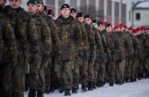 Η Τουρκία απαγόρευσε σε Γερμανούς βουλευτές να επισκεφτούν στρατιώτες στο Ικόνιο