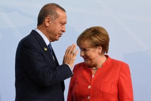 Τώρα το… γυρίζει ο Ερντογάν: Θέλουμε να είμαστε φίλοι με την Γερμανία και την Ε.Ε